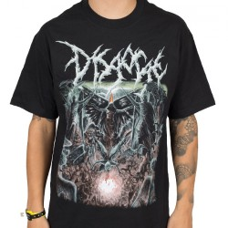 Disgorge - All Shall Perish - T-shirt (Homme)