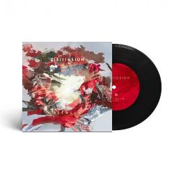 """Disillusion - Between - 7"""" vinyl"""
