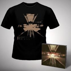 Disperse - Foreword - CD DIGIPAK + T-shirt bundle (Homme)