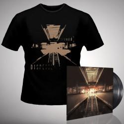 Disperse - Foreword - Double LP gatefold + T-shirt bundle (Homme)