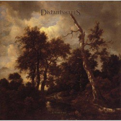 Distant Shapes - Autumn Fall - CD EP