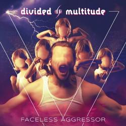 Divided Multitude - Faceless Aggressor - CD