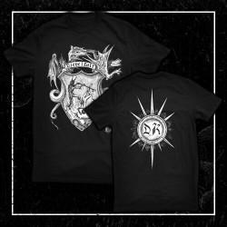 Djevelkult - Avgrunnen Shield - T-shirt (Homme)