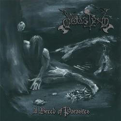 Dodsferd - A Breed Of Parasites - LP Gatefold