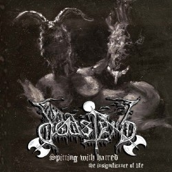 Dodsferd - Spitting with Hatred the Insignifiacnce of Life - CD