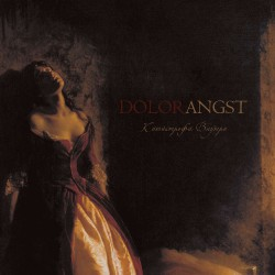 Dolorangst - A Catastrophe Inside - CD EP DIGIPAK