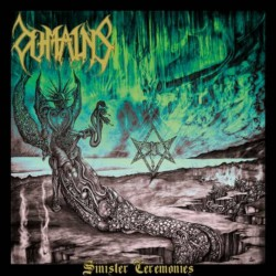 Domains - Sinister Ceremonies - CD