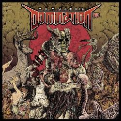 Domination Inc. - Memoir 414 - LP COLOURED + CD