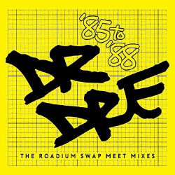 Dr Dre - The Roadium Swap Meet Mixes ('85 To '88) - 5CD BOX
