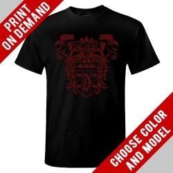 Dracula - Dracula Crest - Print on demand