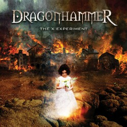 Dragonhammer - The X Experiment - CD