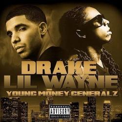 Drake Lil Wayne - Young Money Generalz - CD