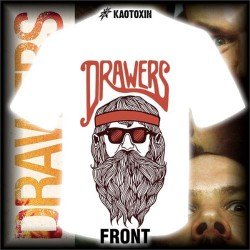 Drawers - Beard Metal - T-shirt (Women)