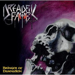 Dreadful Fate - Bringer of Damnation - CD EP