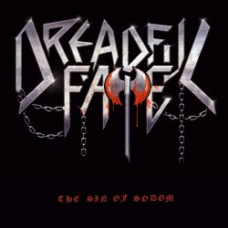 Dreadful Fate - The Sin Of Sodom - Mini LP