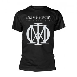 Dream Theater - Distance Over Time (Logo) - T-shirt (Homme)