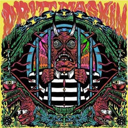 """Drittmaskin - Nar Dei Kjem For A Ta Meg - 7"""" vinyl"""