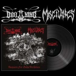 """Drowning / Misgivings - Requiem For Gods Perdition - 10"""" vinyl"""