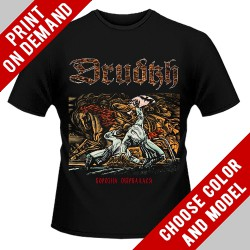 Drudkh - A Furrow Cut Short - Print on demand