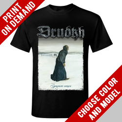 Drudkh - Betrayed By The Sun - Print on demand