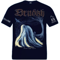Drudkh - Eternal Turn Of The Wheel - T-shirt (Homme)