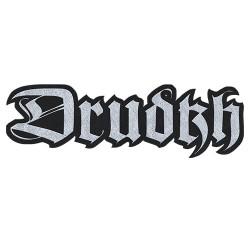 Drudkh - Logo - BACKPATCH