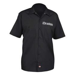 Drudkh - Logo - Worker Shirt (Homme)