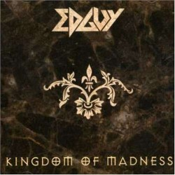 Edguy - Kingdom of Madness - CD