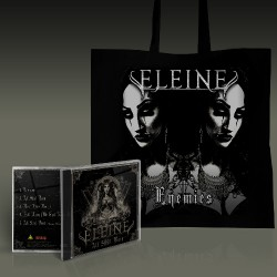 Eleine - All Shall Burn - CD EP + TOTE BAG