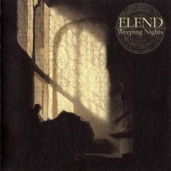 Elend - Weeping Nights - CD DIGIPAK