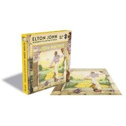 Elton John - Goodbye Yellow Brick Road - Puzzle