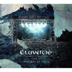 Eluveitie - Live At Masters Of Rock - CD DIGIPAK