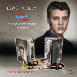 Elvis Presley - Memphis Recording Service : The Complete Works 1953-1955 - 2CD + BOOK