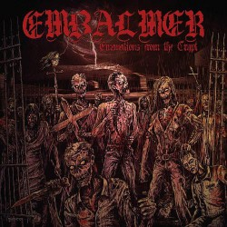 Embalmer - Emanations From The Crypt - LP Gatefold
