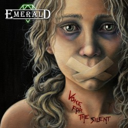 Emerald - Voice For The Silent - CD