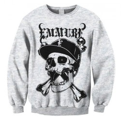 Emmure - Street Skull - Sweat shirt (Men)