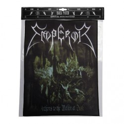 Emperor - Anthems To The Welkin At Dusk - BACKPATCH
