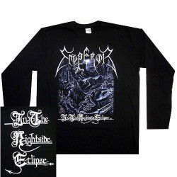 Emperor - In The Nightside Eclipse - Long Sleeve (Homme)