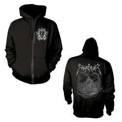 Emperor - Luciferian - Hooded Sweat Shirt Zip (Homme)