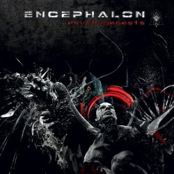 Encephalon - Psychogenesis - CD DIGIPAK