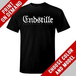 Endstille - Infektion Logo - Print on demand