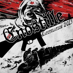 Endstille - Kapitulation 2013 - CD DIGIPAK