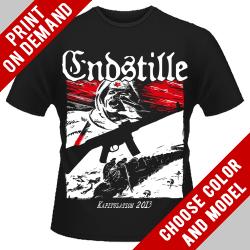 Endstille - Kapitulation 2013 - Print on demand