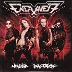Engraved - Ungod Bastards - CD