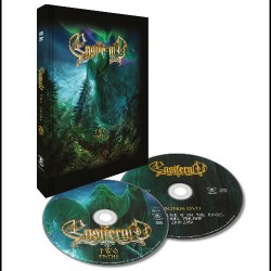 Ensiferum - Two Paths - CD + DVD digibook