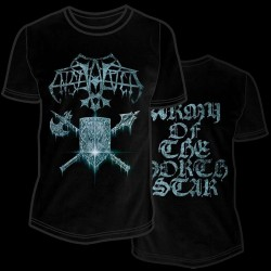 Enslaved - Army Of The North Star - T-shirt (Homme)