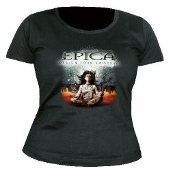 Epica - Design Your Universe - T-shirt (Women)