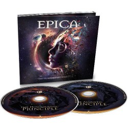 Epica - The Holographic Principle [LTD edition] - 2CD DIGIPAK