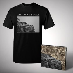 Esben And The Witch - Bundle 1 - CD DIGISLEEVE + T-shirt bundle (Homme)