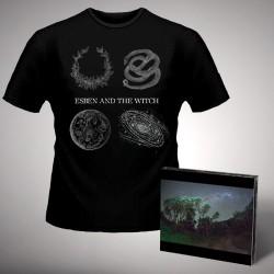 Esben And The Witch - Bundle 2 - CD DIGISLEEVE + T-shirt bundle (Men)